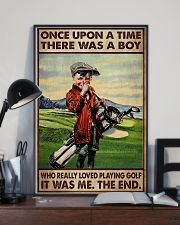 OUAT Boy Loved Golf 24x36 Poster lifestyle-poster-2