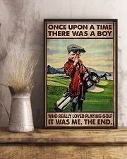 OUAT Boy Loved Golf 24x36 Poster lifestyle-poster-3