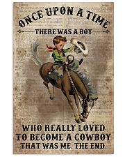 Cowboy Dictionary 24x36 Poster front