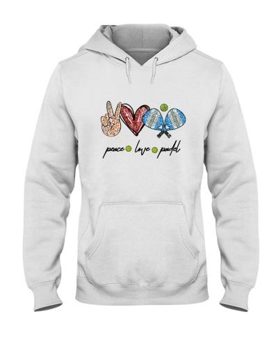 Peace Love Padel
