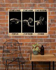 Triathlon It's My Life  36x24 Poster poster-landscape-36x24-lifestyle-20