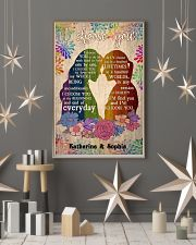 Lesbian Couple 24x36 Poster lifestyle-holiday-poster-1