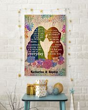 Lesbian Couple 24x36 Poster lifestyle-holiday-poster-3