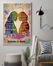 Lesbian Couple 24x36 Poster lifestyle-poster-1