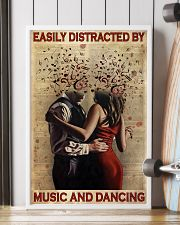 Distracted By Music And Dancing 24x36 Poster lifestyle-poster-4