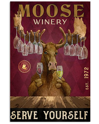 Moose Winery Serve Yourself