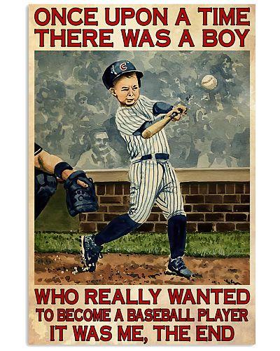 Boy Born With Baseball 2