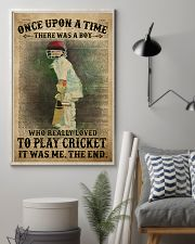 Cricket Boy Once Upon A Time 24x36 Poster lifestyle-poster-1