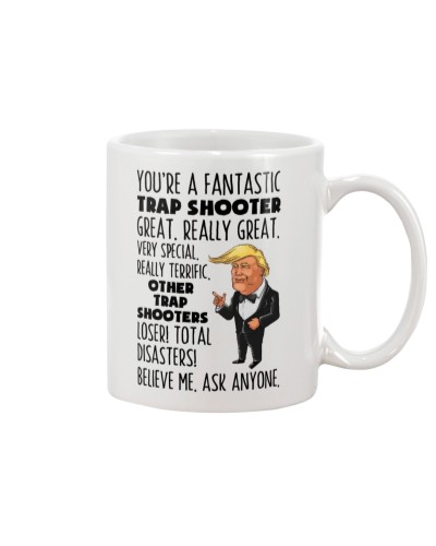 T-Trap Shooter