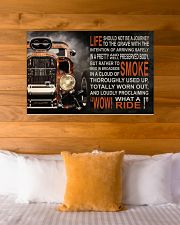 Hot Rod Fire What A Ride  36x24 Poster poster-landscape-36x24-lifestyle-23