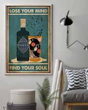 Gin Lose Your Mind 24x36 Poster lifestyle-poster-1