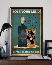 Gin Lose Your Mind 24x36 Poster lifestyle-poster-2