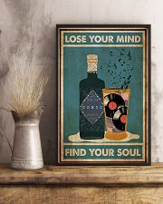 Gin Lose Your Mind 24x36 Poster lifestyle-poster-3