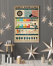 Darts Knowledge 24x36 Poster lifestyle-holiday-poster-1