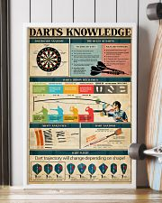 Darts Knowledge 24x36 Poster lifestyle-poster-4