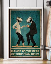 Pulp Fiction Dance To The Beat Of Your Own Drum 24x36 Poster lifestyle-poster-4