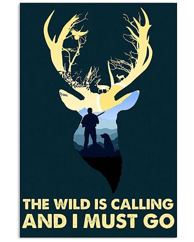 Deer Hunting The Wild Is Calling