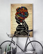 I Am Black 7 24x36 Poster lifestyle-poster-7