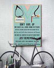 Scrub 2 24x36 Poster lifestyle-poster-7
