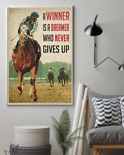 Racing Horse Winner 24x36 Poster lifestyle-poster-1