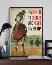 Racing Horse Winner 24x36 Poster lifestyle-poster-2