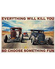 Hot Rod Choose Something Fun 2 36x24 Poster front