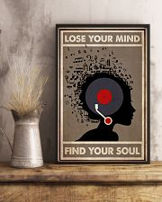 Afro Vinyl Head 24x36 Poster lifestyle-poster-3