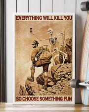 Mountaineering Skeleton Choose Something Fun 24x36 Poster lifestyle-poster-4