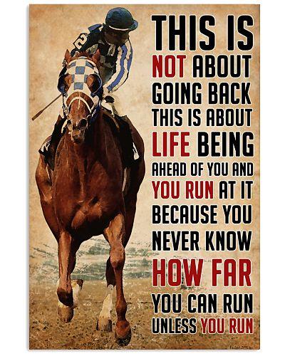 Secretariat Run Quote