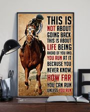 Secretariat Run Quote 24x36 Poster lifestyle-poster-2