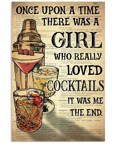 Girl Loved Cocktails