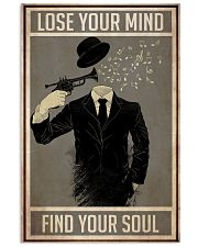 Lose Your Mind Find Your Soul  24x36 Poster front