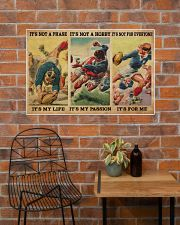 Rugby It's My Life 36x24 Poster poster-landscape-36x24-lifestyle-20