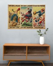 Rugby It's My Life 36x24 Poster poster-landscape-36x24-lifestyle-21