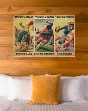 Rugby It's My Life 36x24 Poster poster-landscape-36x24-lifestyle-23