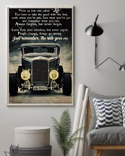 Hot Rod While On This Ride 24x36 Poster lifestyle-poster-1
