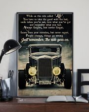 Hot Rod While On This Ride 24x36 Poster lifestyle-poster-2