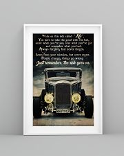 Hot Rod While On This Ride 24x36 Poster lifestyle-poster-5