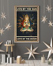Yoga Girl Live By Sun Love By Moon 24x36 Poster lifestyle-holiday-poster-1