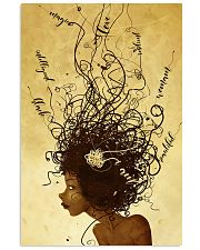 I Am Afro 24x36 Poster front