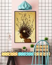 I Am Afro 24x36 Poster lifestyle-poster-6