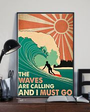 Waves Calling  24x36 Poster lifestyle-poster-2