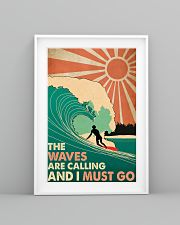 Waves Calling  24x36 Poster lifestyle-poster-5