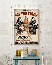 Hot Rod Bored And Stroked 24x36 Poster lifestyle-holiday-poster-3