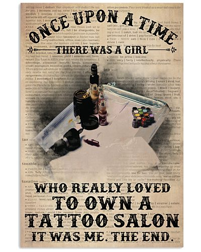 OUAT Girl Own Tattoo Sallon