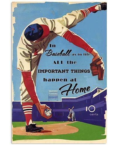 Baseball Important Things