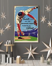 Baseball Important Things 24x36 Poster lifestyle-holiday-poster-1