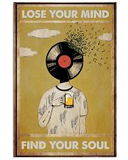 Music And Beer  24x36 Poster front