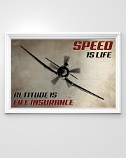 Speed Is Life 36x24 Poster poster-landscape-36x24-lifestyle-02