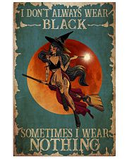 Wizard And Witches 24x36 Poster front